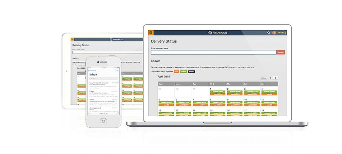 RIMANGGISbuilt-in+scheduler,+email+marketing+platform